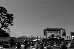Golden Gate Bridge 75th Anniv - Crissy Field Stage