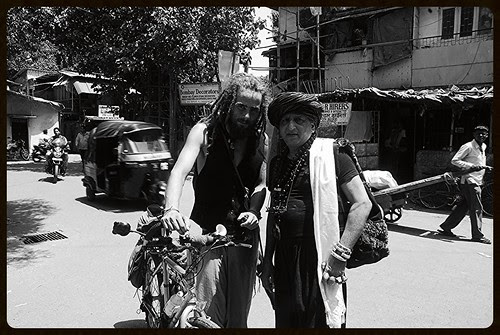 Da Mir Pan At Bandra Bazar Road ,, The Beggar Poets Humble Abode by firoze shakir photographerno1