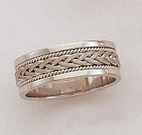 nautical wedding bands ,tiffany sterling silver rings