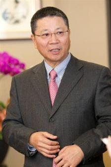 Simon Lin, Wistron chairman