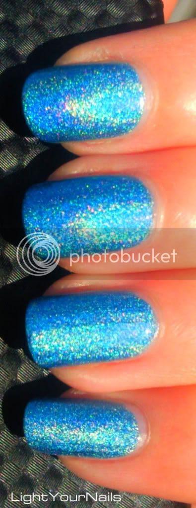 Layla hologram effect Ocean Rush 7