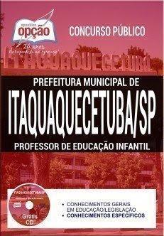 apostila para PROFESSOR DE EDUCAÇÃO INFANTIL