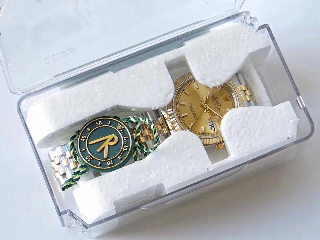 ARF Rolex Datejust Plastic Box