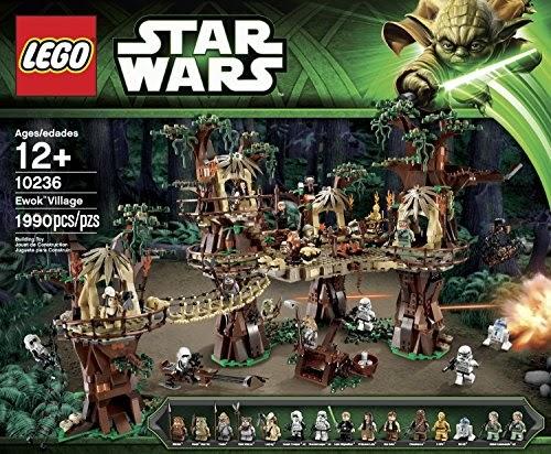 New Lego Star Wars Toys
