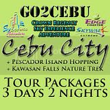 Cebu City + Crown Regency Sky Experience Adventure + Pescador Island Hopping + Kawasan Falls Nature Trek Tour Itinerary 3 Days 2 Nights Package
