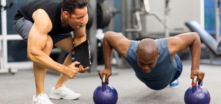 Musculação no Basquete