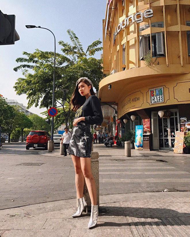 Kỳ Duyên càng ngày càng manly, Thanh Hằng bỗng nữ tính không ngờ trong street style tuần này - Ảnh 7.