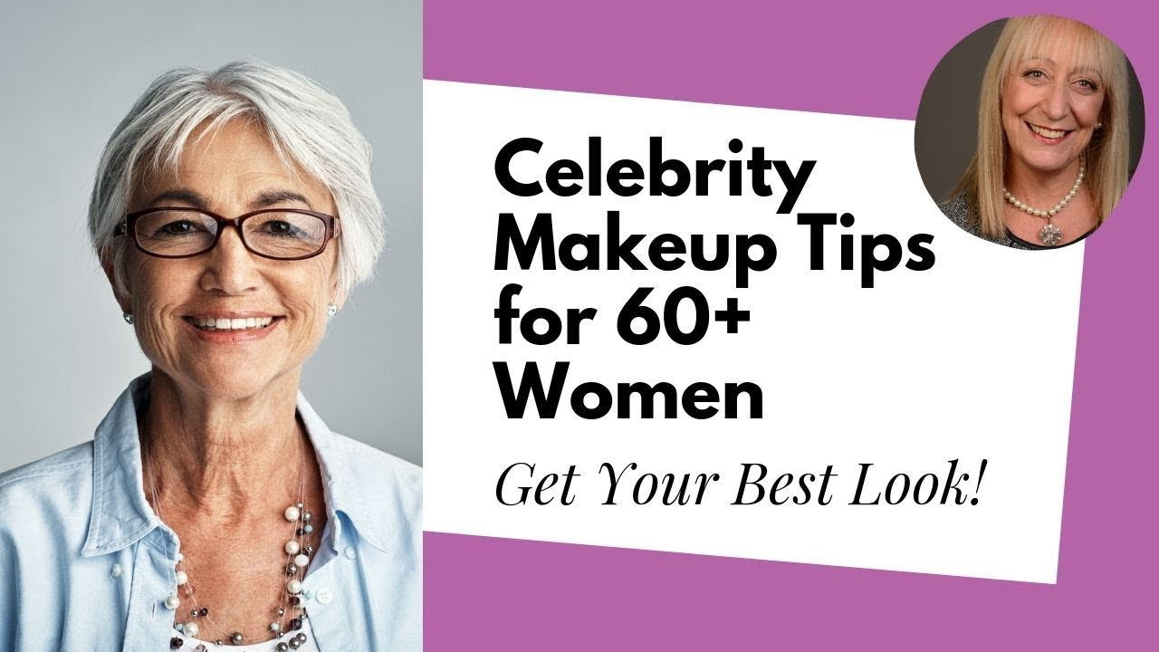 How to apply eye makeup in your 60s