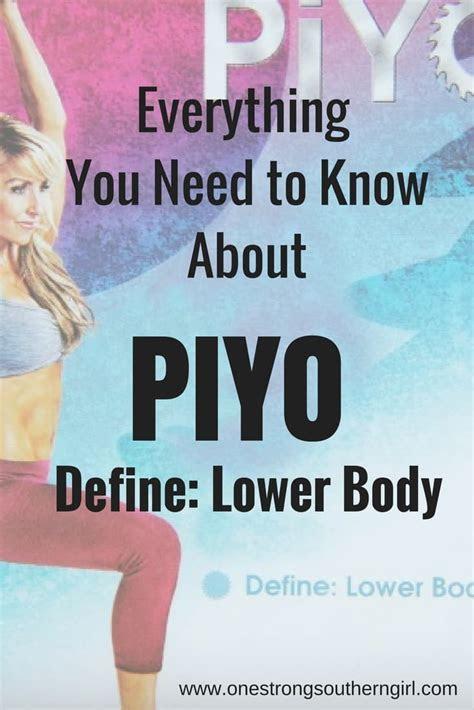 piyo define  body