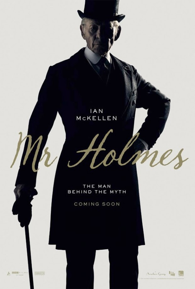 Holmes poster