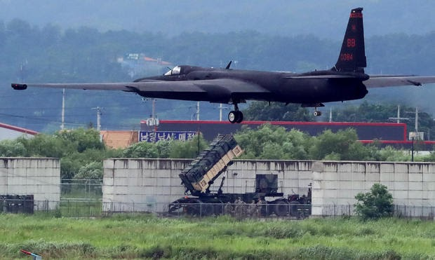 China accuses US of naked act of provocation with U-2 spy