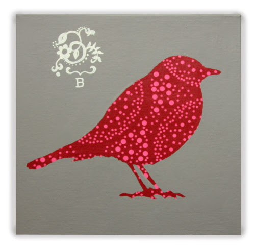 b is for bird
