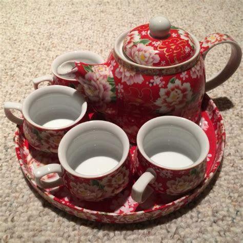 Best Chinese Tea Ceremony Wedding Tea Set Lnib for sale in