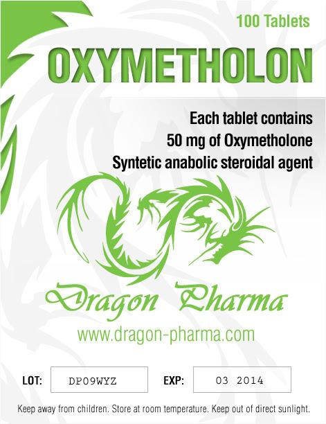 Oxymetholone - Anabolika kaufen 24
