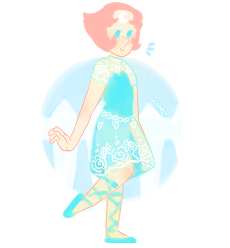 been loving all the Good Pearl Content we've been getting lately
