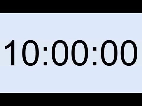 10 hour timer