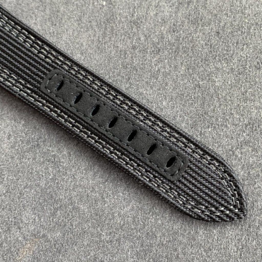 PAM 984 Black Nylon Strap