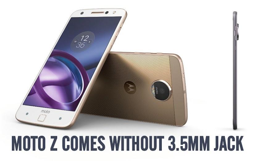 MOTO Z WORLD'S SLIMMEST PHONE
