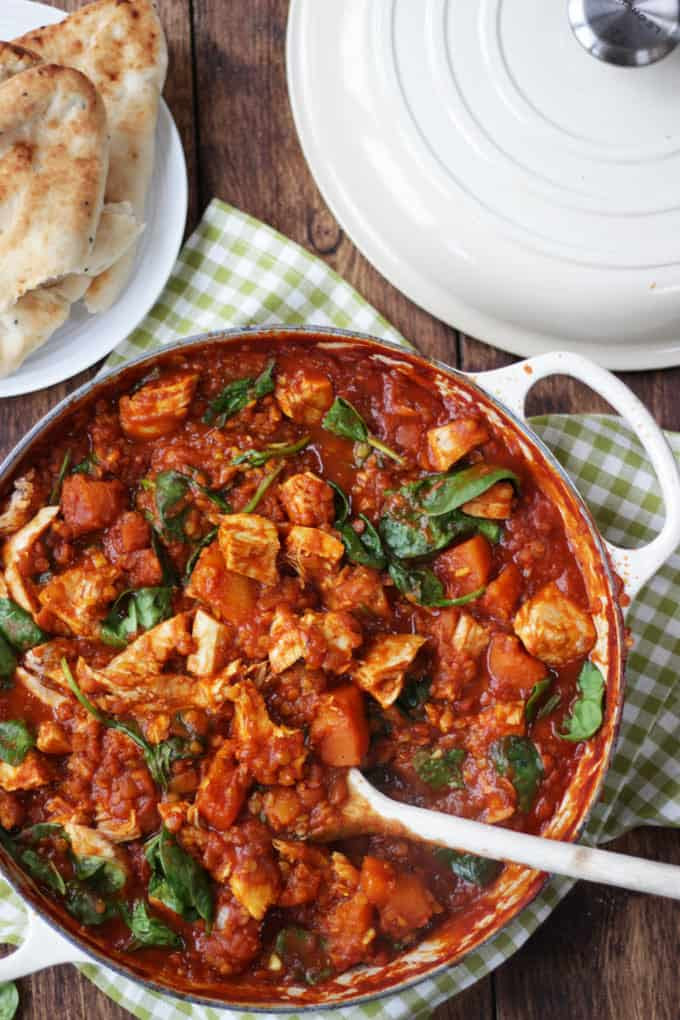 Leftover Turkey Curry Recipe - Low Fat and Low Calorie ...