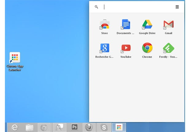 Google's Chrome app launcher now up for grabs on Windows