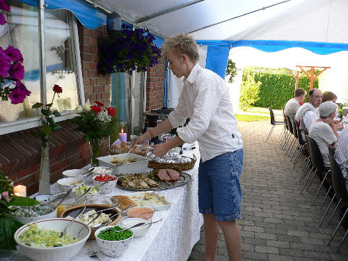 1and ved buffet