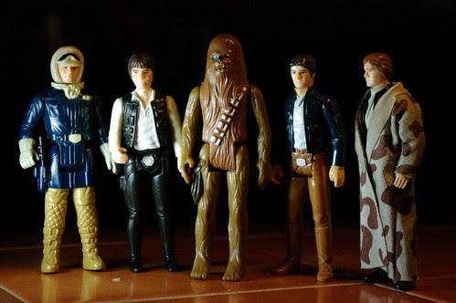 Four Hans One Chewey by ford dagenham