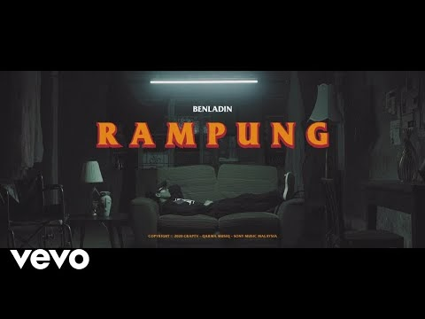 Ben Ladin - Rampung (Official Music Video)