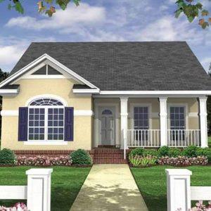 950+ Gambar Rumah Desa Terbaru HD