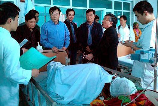 sập cầu, cứu nạn, Phó thủ tướng, tìm hiểu, điều tra, nguyên nhân