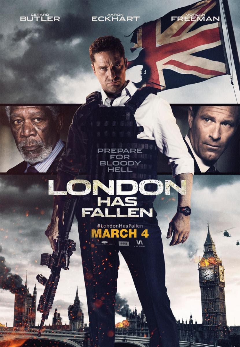 blog de cine, solo yo, blog solo yo, acción, thriller, terrorismo, secuela, cine, película, cartelera, objetivo londres, london has fallen