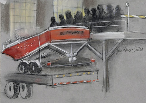Avatar of Watertown Shootout Detailed In Boston Bombing Trial; Jury Sees Boat Where Tsarnaev Hid