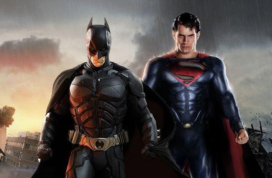 Superman y Batman 1