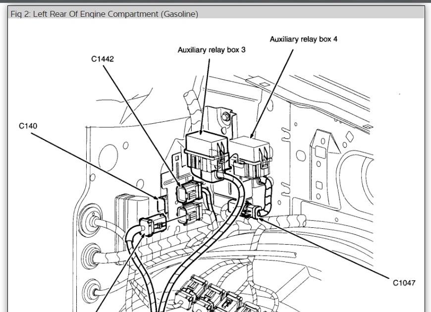 2004 Ford F150 Fuel Line Diagram