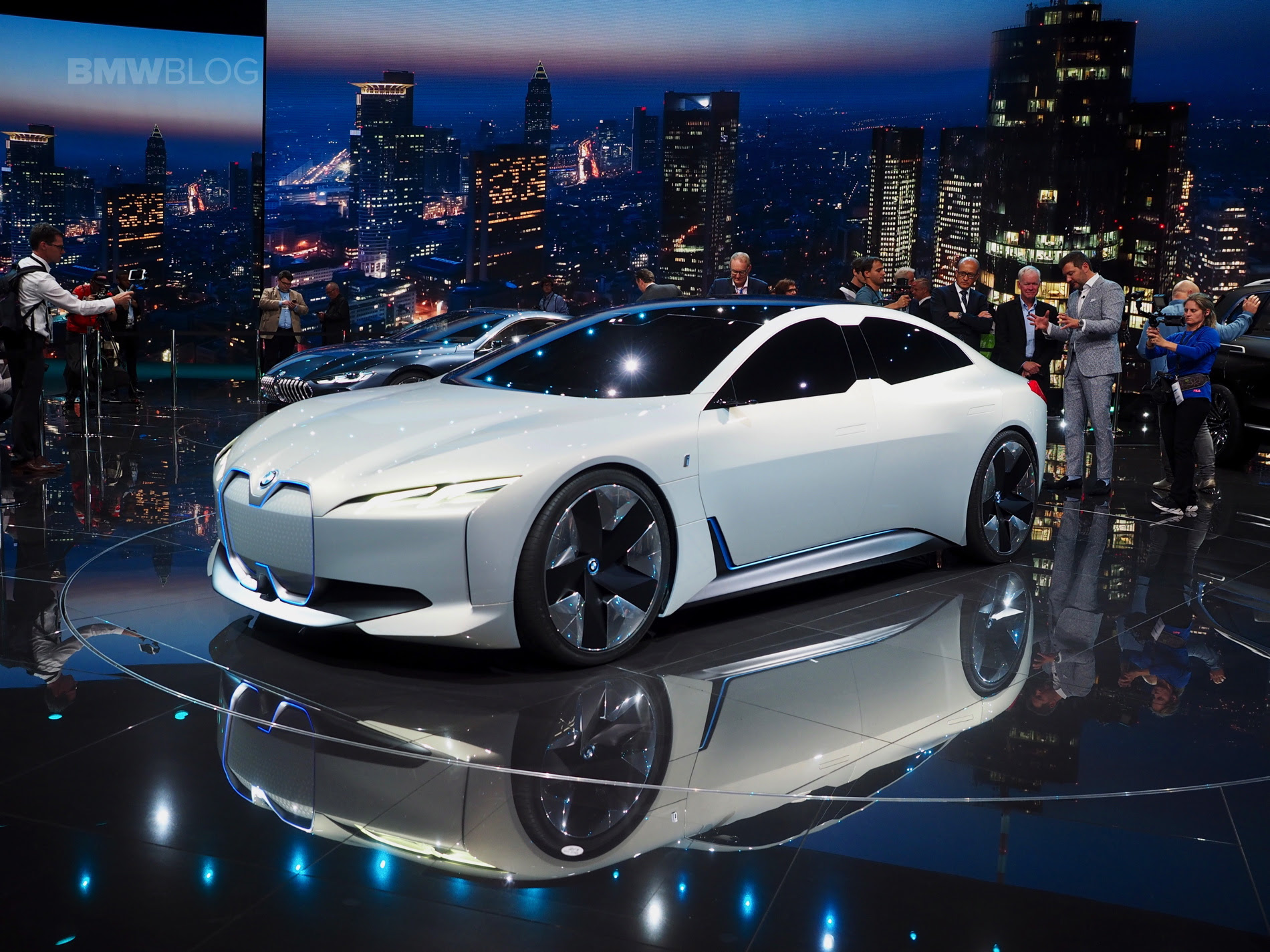 "bmw ceo ""our top priority is electric mobility"""