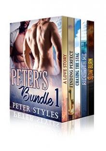 Peter's Bundle 1: M/M Gay Romance - Peter Styles