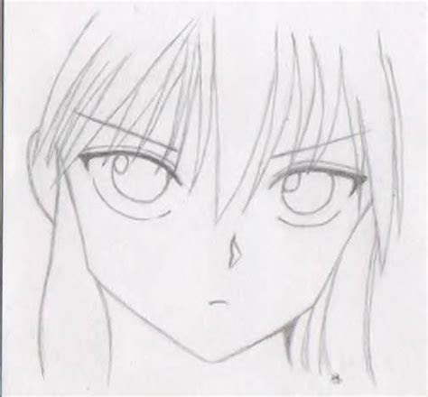 gallery  simple anime sketches paintings