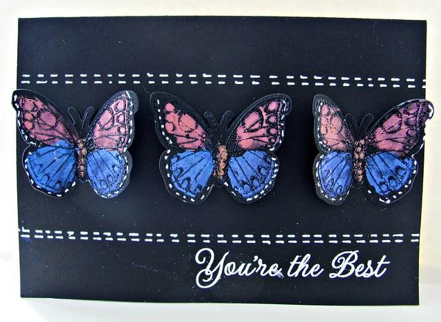 ScrambleButterflies
