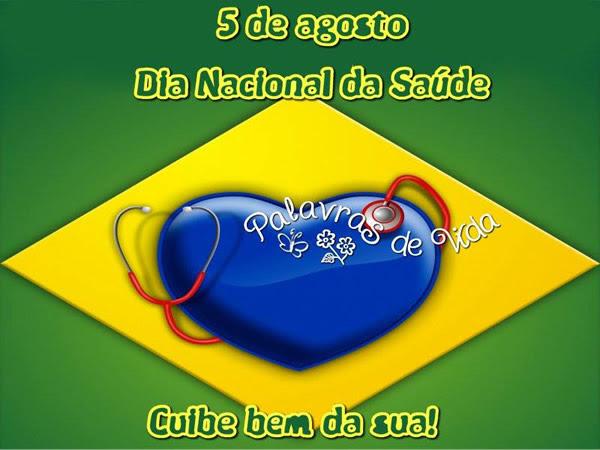 Dia Nacional da Saúde Imagem 2