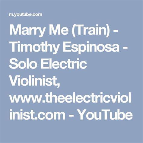 25  best ideas about Marry Me Train on Pinterest   Marry
