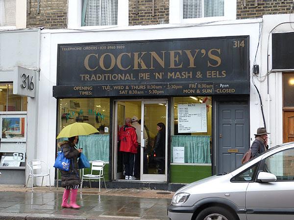 cockney's