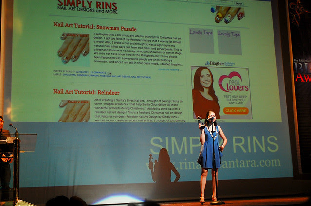 Simply Rins, PBA's Best Beauty and Fashion Blog 2011
