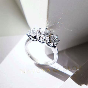 The Asellus Setting. Naveya & Sloane engagement ring, made