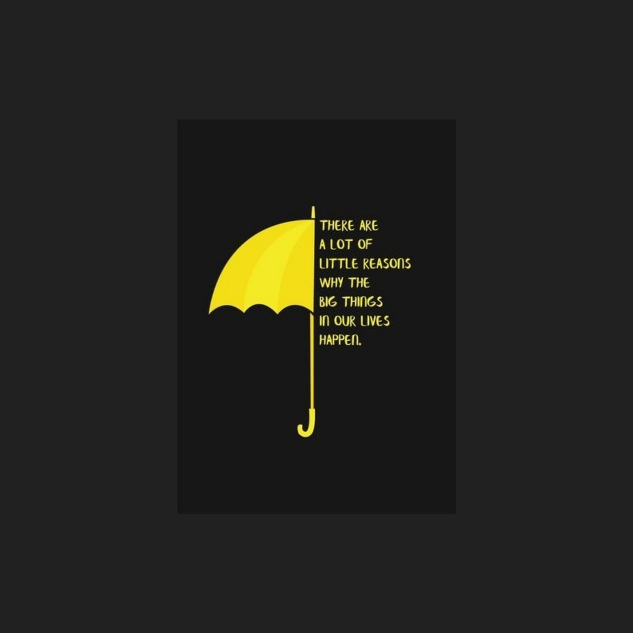 Wallpaper Quote Himym And How I Met Your Mother Image 6865376
