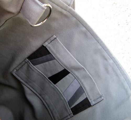 grey bag inner