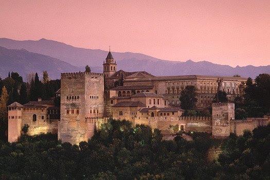 """Résultat de recherche d'images pour """"l'alhambra de grenade"""""""