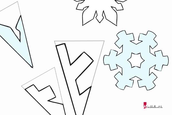schneemann basteln vorlage zum ausdrucken / einhorn