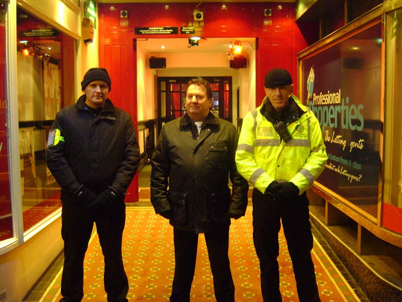 Door Supervision, Door Security, Manned Guards, Security Guards, Midlands