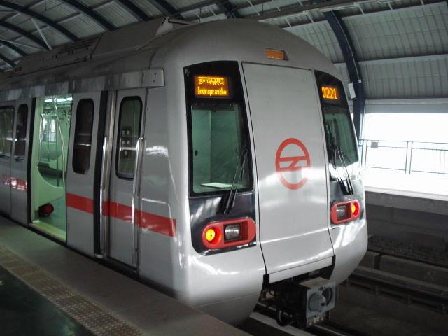 दिल्ली मेट्रो फेज 4 का निर्माण कार्य शुरू।