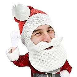 Attachable Beard Masks
