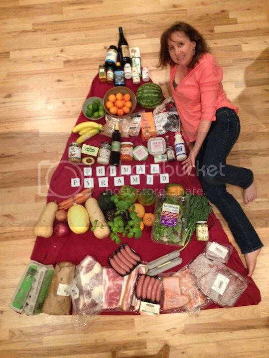 Vanessa Marsden's groceries